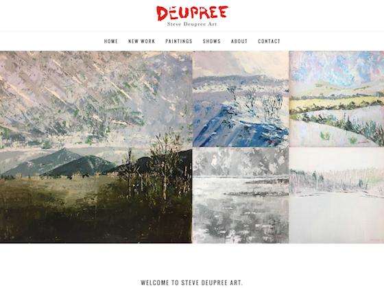 Steve Deupree Art - Harwood Digital Design