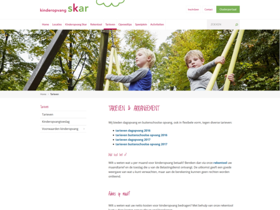Skar - Website - Digital Agency WHITE