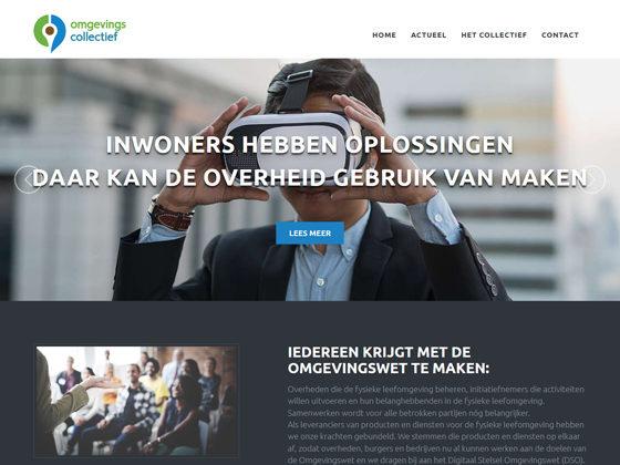Het Omgevingscollectief - Website - Digital Agency WHITE
