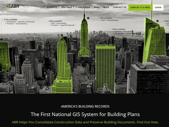 America's Building Records Public Website - Laura Andreescu