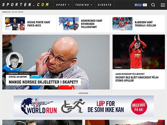 Sporten.com - André Elvan
