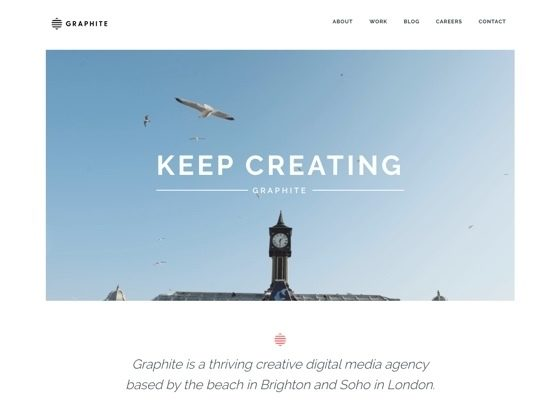 Graphite Digital Agency - Graphite
