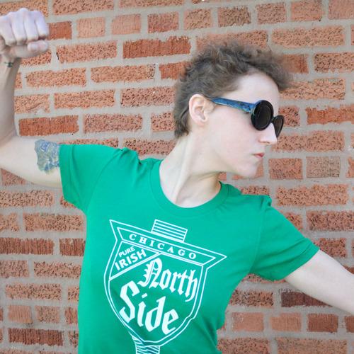 North Side Irish T Shirt For Men Women Amp Children