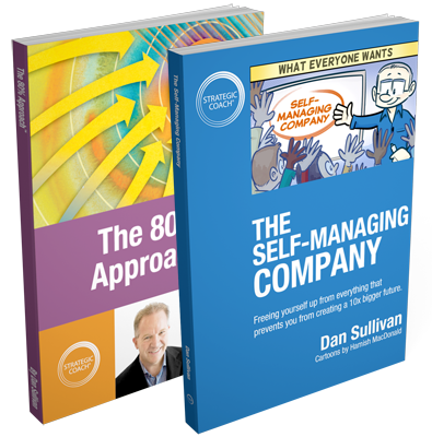 The Self-Managing Company and The 80% Approach