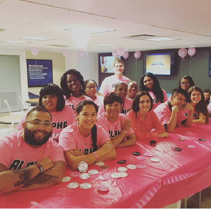 Strategic Financial Solutions Raises Over $1500 in Support of Breast Cancer Awareness