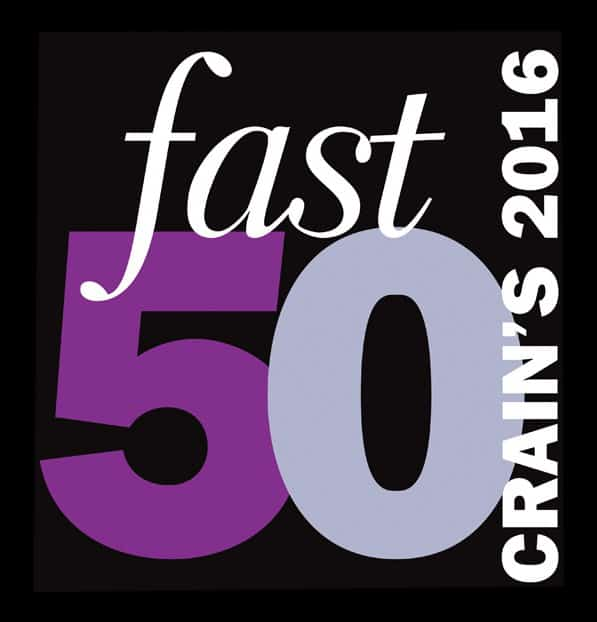 Crain's Names Strategic Financial Solutions to its Fast 50 List