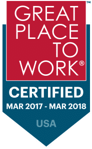 Strategic Financial Solutions Certified as a Great Workplace  by Great Places to Work® For 3rd Consecutive Year