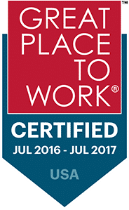 Great Workplace by Great Places to Work