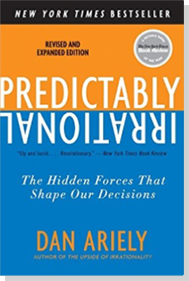 book titled Irrational Predictability