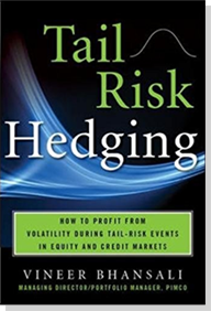 book about how to use investment portfolio management tools for tail risk hedging