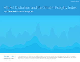 image of StratiFi's whitepaper on the Option Distortion Index