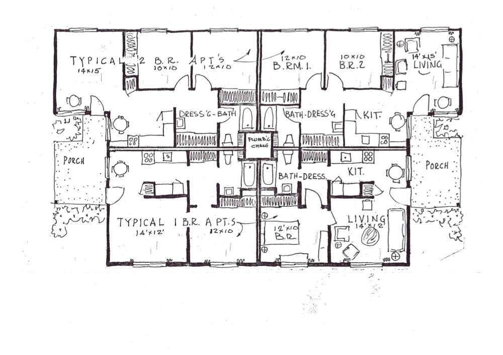 Beth-El Shalom Apartments White Salmon WA