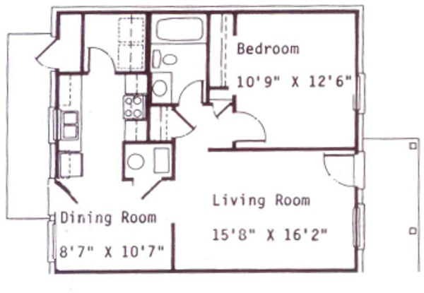 Club Court Apartments I Ii Apartment Cartersville Ga