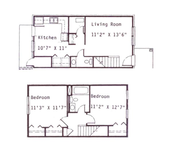 2 Bedroom Apartments Low Income: Club Court Apartments I & II