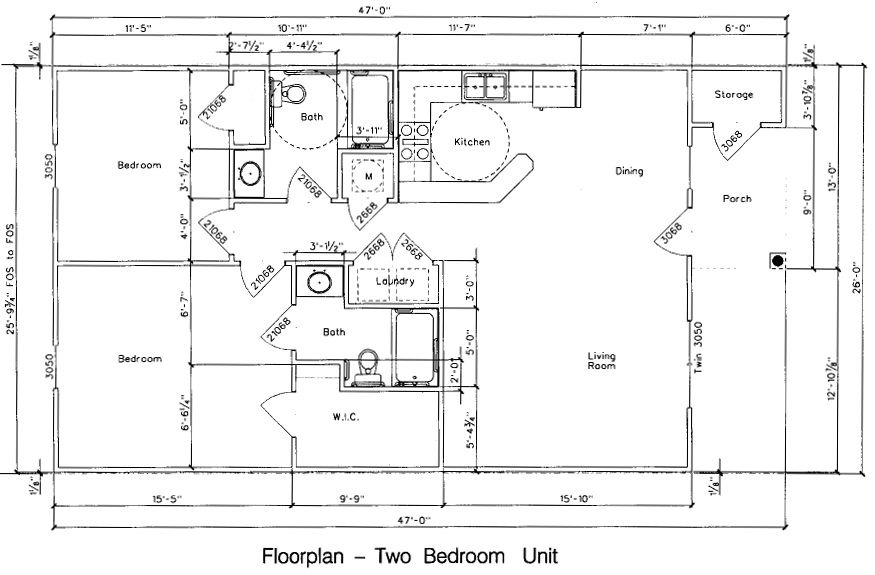 Copper creek townhomes apartment florence al for Copper creek homes floor plans