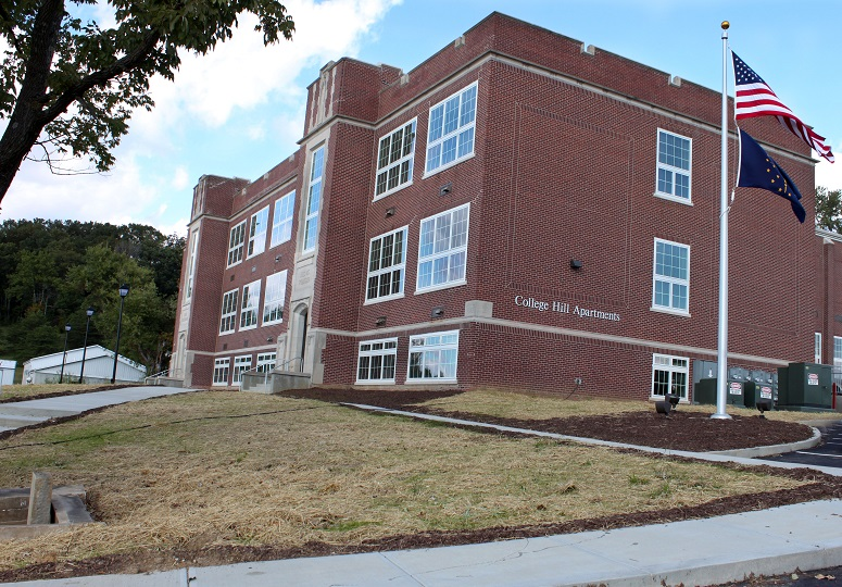 College Hill Apartments - Apartment - Paoli, IN