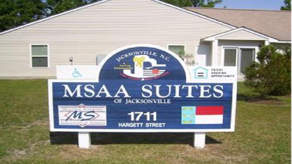MSAA Jacksonville Apartments