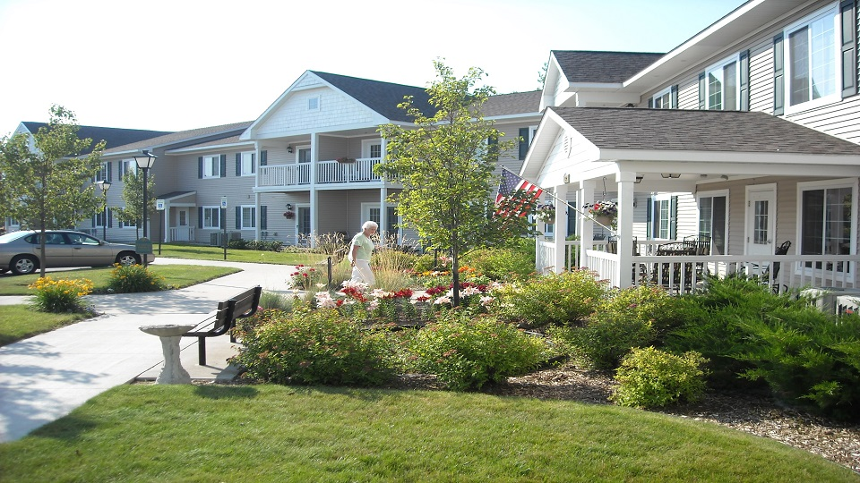 Apartments for Rent managed by Wellspring Lutheran Services