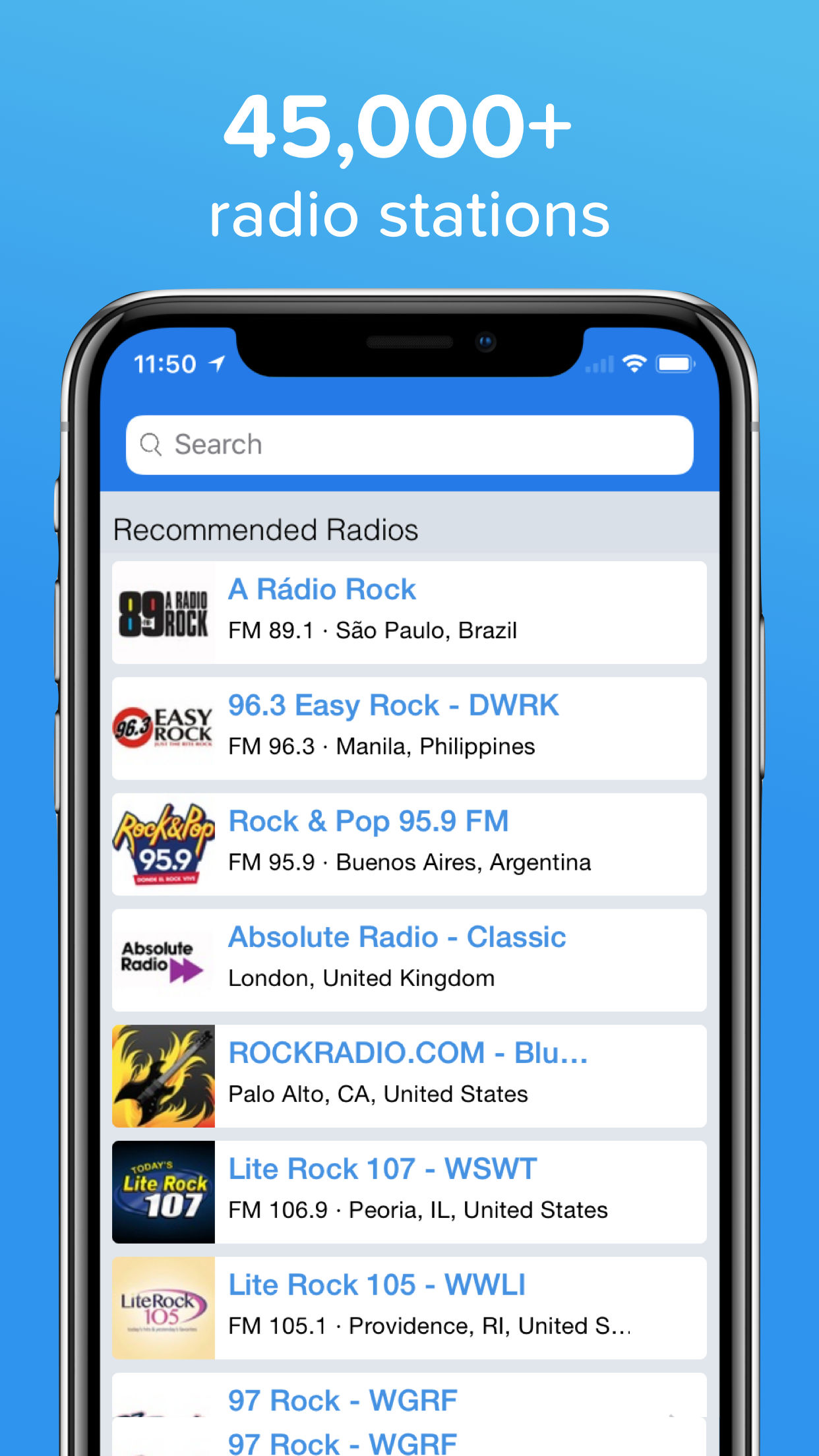 Simple Radio by Streema - The Best App to Listen to Live