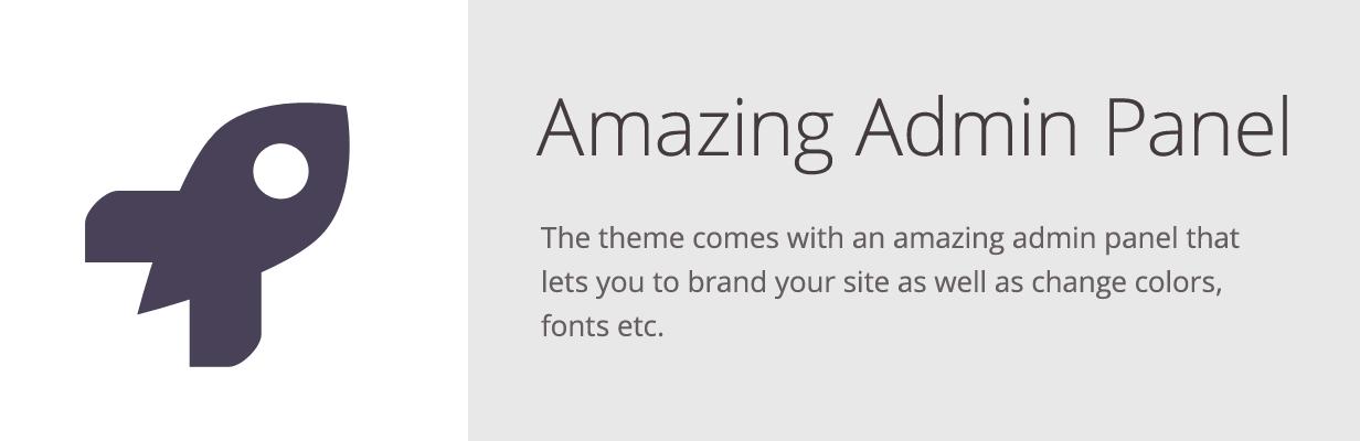 Attitude - Multimedia Portfolio WordPress Theme for Media Artists - 18