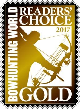Winners Choice Bowstrings is Bowhunting World Reader's Choice Gold Award 2017