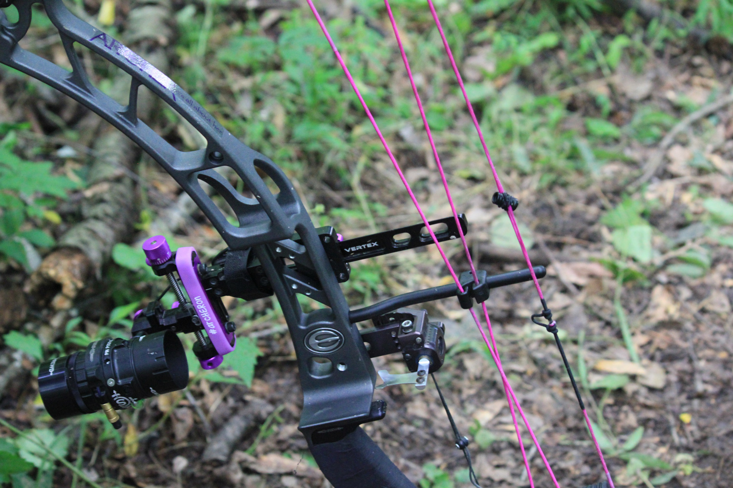 Winner's Choice Proprietary Interlocking Molecular Manufacturing Process ensures your bowstring is pre-stretched