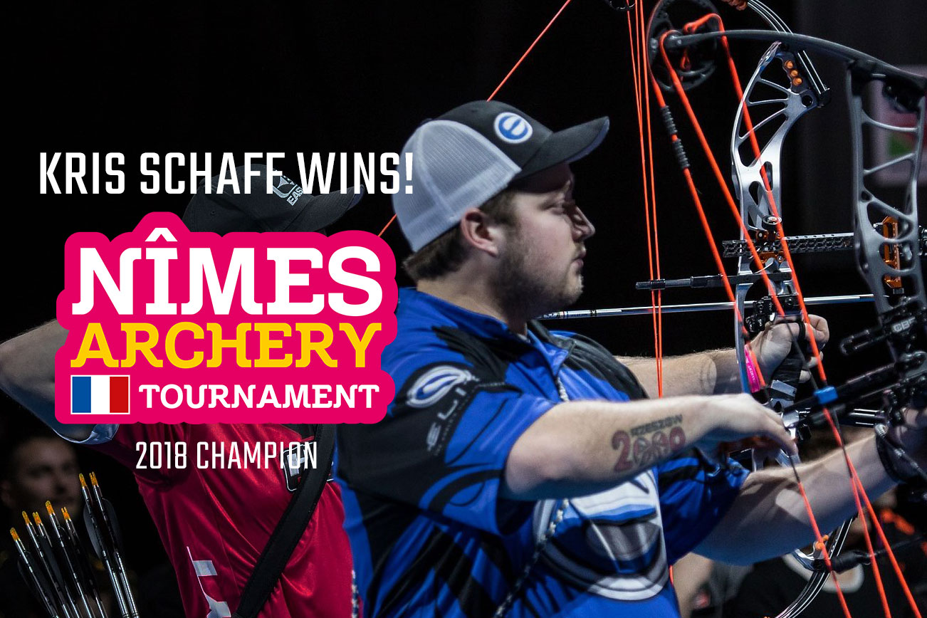Winners Choice Strings Pro Shooter Kris Schaff Wins NFAA Dakota Classic