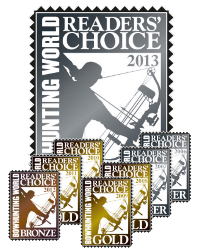 Winners Choice Bowstrings is Bowhunting World Reader's Choice Award Winner For Over A Decade