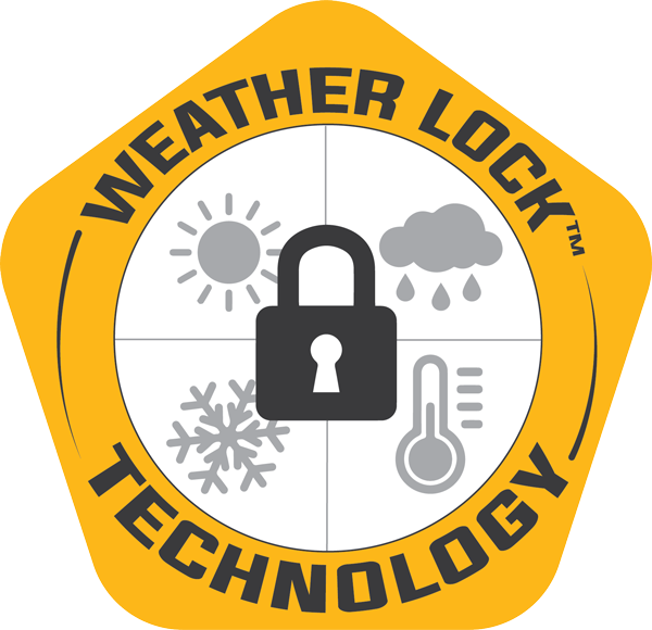 Winner's Choice WeatherLock Technology