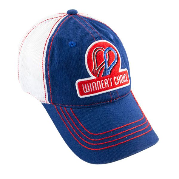 Winners Choice Strings - Winner's Choice Logo Hat