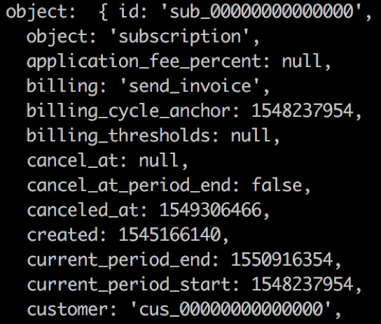 Dummy Data Returned When Testing Webhooks Locally