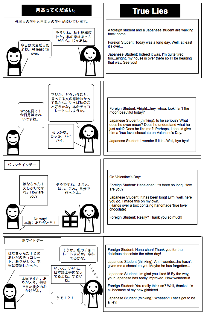 Stripgenerator com - Manga for Linguistics Class