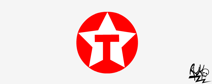 Stripgenerator com - Texaco Logo