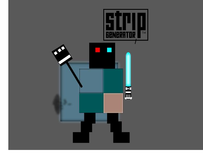 Stripgenerator com - Pixel Guy
