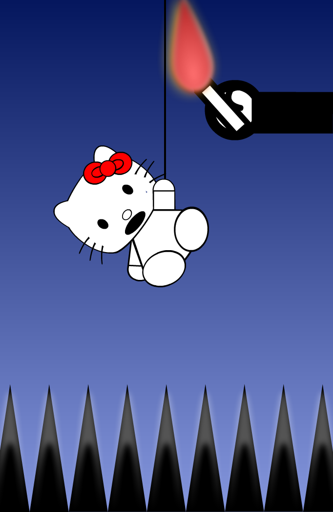 stripgenerator com bye bye kitty