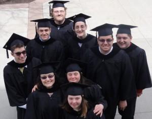 group pic graduation 2014