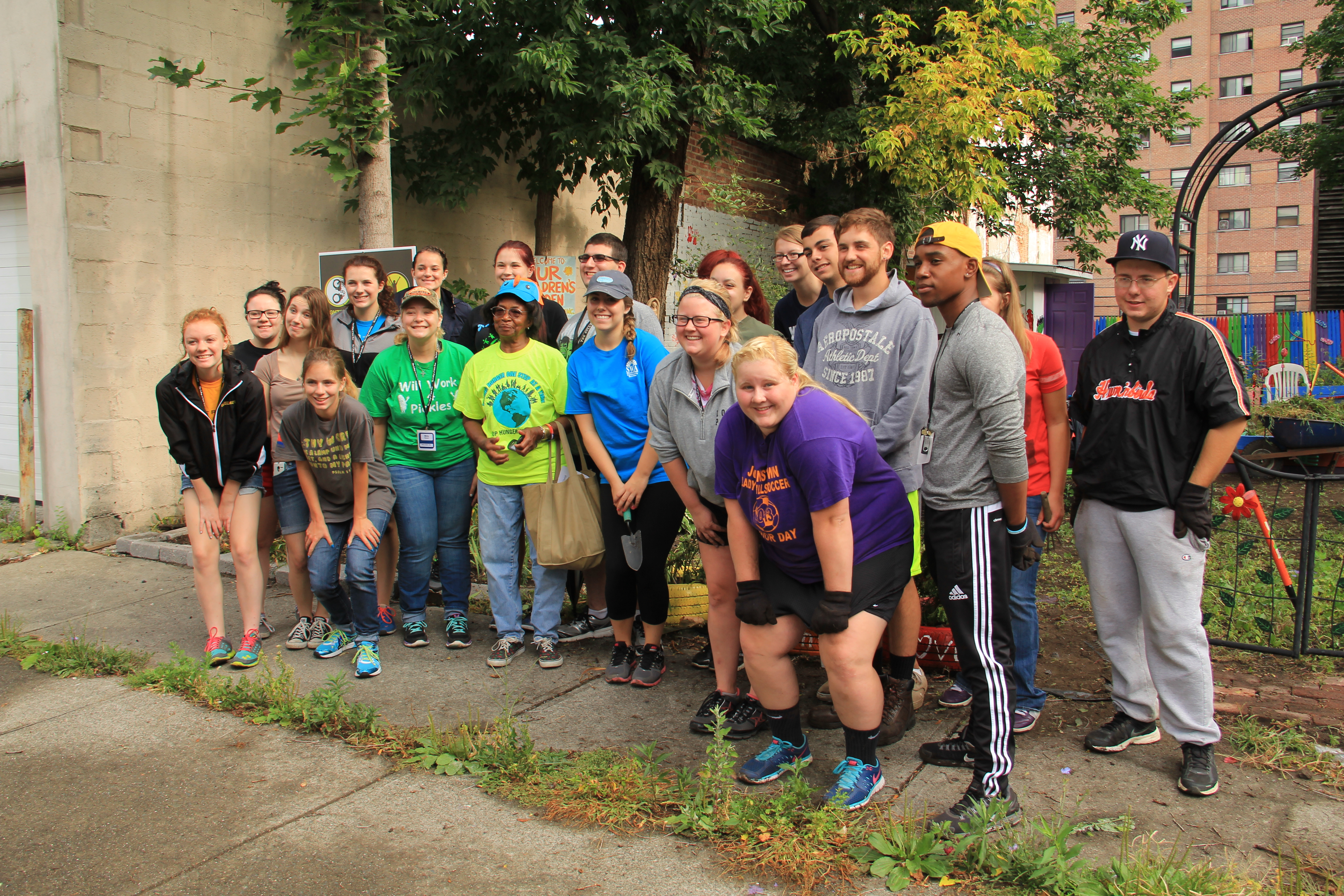 Community Service The College Of Saint Rose