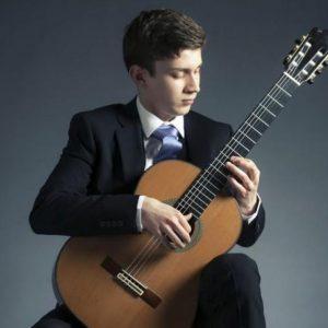 Thibaut Garcia - Classical Guitar Concert