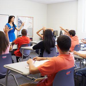 Adolescence Education Photo