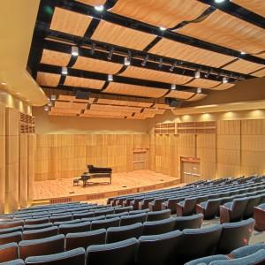 Picotte recital hall