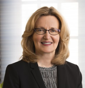 Carolyn Stefanco, President of The College of Saint Rose