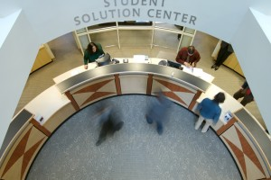 Student Solution Center