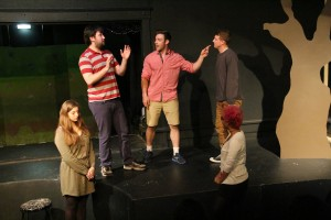 Fall Drama 2015 - Rehearsal