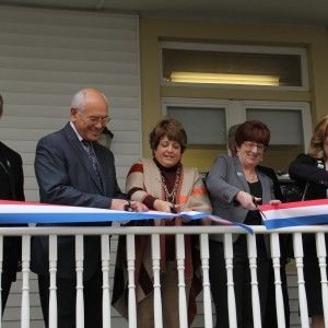 Veteran Center Ribbon-cutting