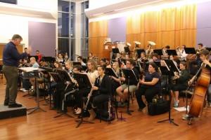Robert Hansbrough with Wind Ensemble