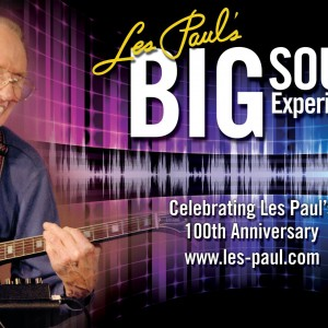 Les Paul Big Sound Experience