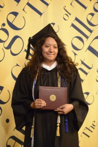 Guadalupe Chavez '16