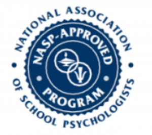 National Association of School Psychologists Program Badge - NASP-Approved Program