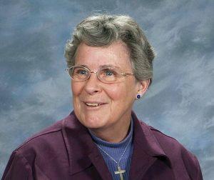 Sister Katherine Hanley CSJ