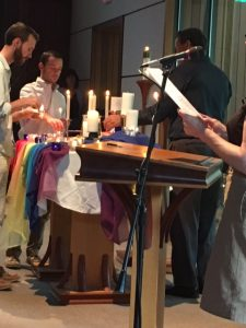 Interfaith Vigil for Orlando Shooting Victims 6-15-2016